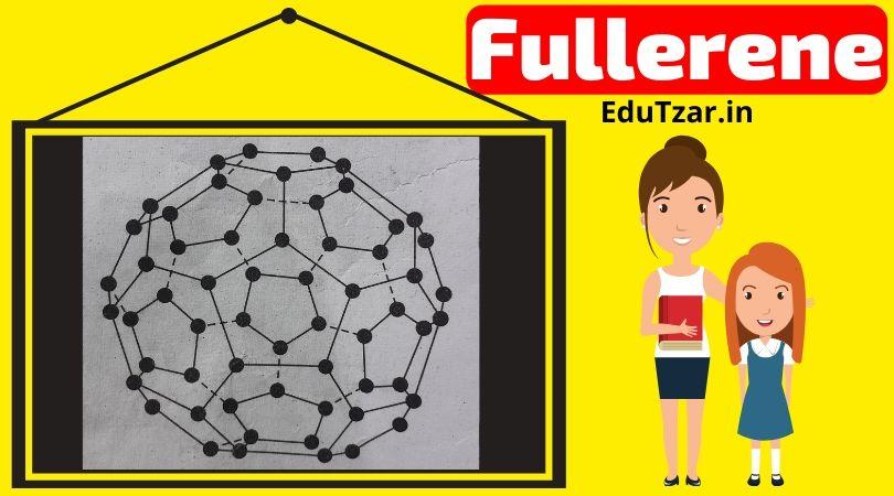 Fullerene, Allotropes of Carbon in Hindi
